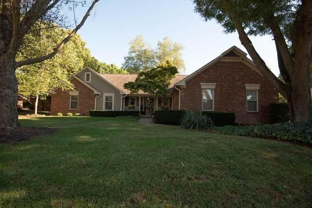 6121 Deerwood Drive, Greenwood, IN 46143 (MLS #21814689) :: The ORR Home Selling Team
