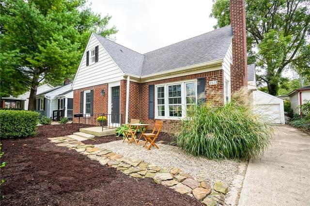 2533 Kessler Blvd E Drive, Indianapolis, IN 46220 (MLS #21814706) :: Mike Price Realty Team - RE/MAX Centerstone
