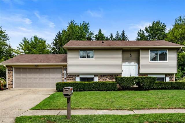 4716 Citation Circle, Indianapolis, IN 46237 (MLS #21814769) :: Mike Price Realty Team - RE/MAX Centerstone