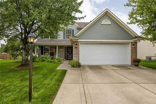 7531 Foxtail Circle, Avon, IN 46123 (MLS #21814936) :: Ferris Property Group