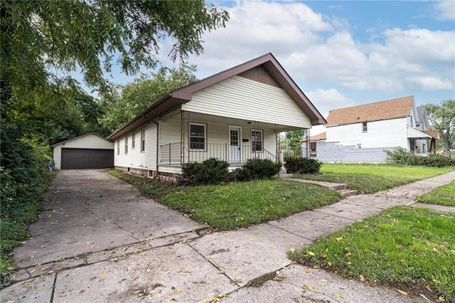 2425 Cedar Street, Anderson, IN 46016 (MLS #21814940) :: Mike Price Realty Team - RE/MAX Centerstone