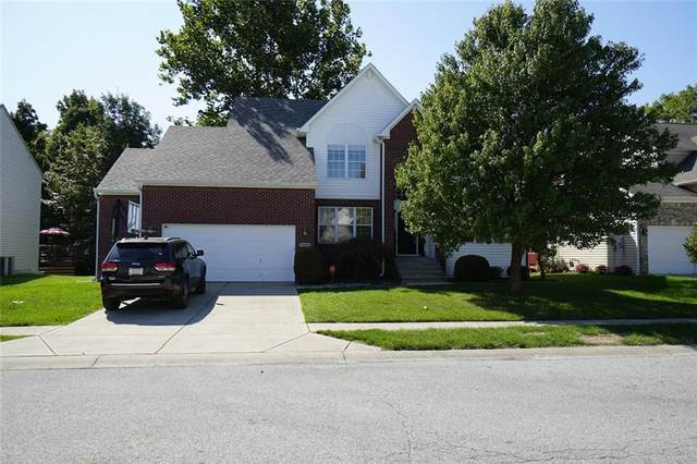 10645 Nassau Street, Indianapolis, IN 46234 (MLS #21815046) :: Mike Price Realty Team - RE/MAX Centerstone