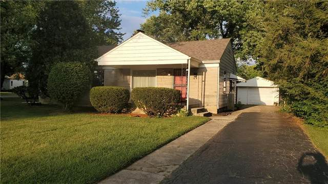 2915 Medford Avenue, Indianapolis, IN 46222 (MLS #21815237) :: Mike Price Realty Team - RE/MAX Centerstone