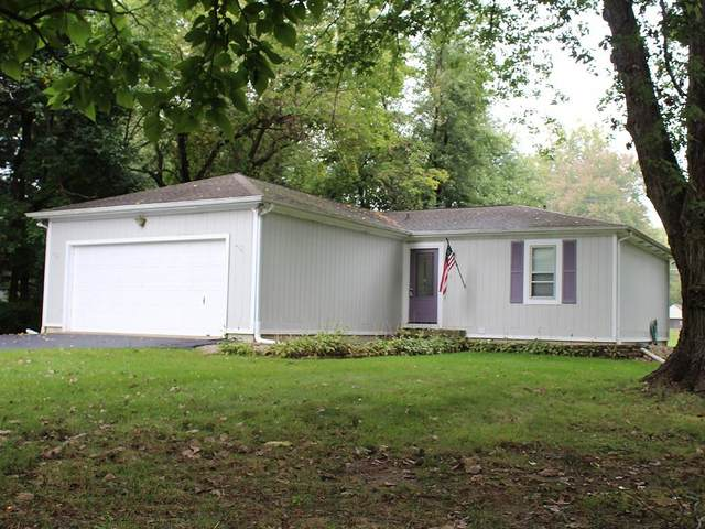 4804 W 72nd Street, Indianapolis, IN 46268 (MLS #21815313) :: Pennington Realty Team