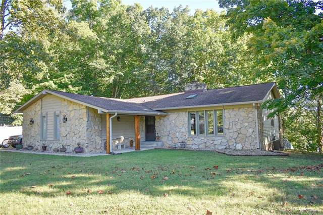 7683 Thorncrest Drive, Mooresville, IN 46158 (MLS #21815326) :: Pennington Realty Team