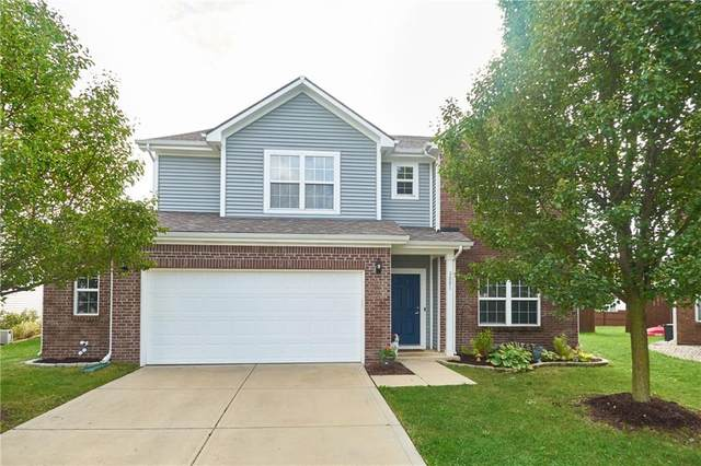 1001 Swinton Way, Westfield, IN 46074 (MLS #21815408) :: Ferris Property Group