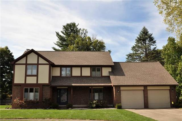 2762 Tipton Court, Columbus, IN 47201 (MLS #21815598) :: Mike Price Realty Team - RE/MAX Centerstone