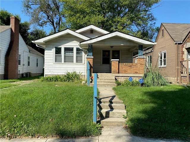 1460 N Colorado Avenue, Indianapolis, IN 46201 (MLS #21815743) :: RE/MAX Legacy