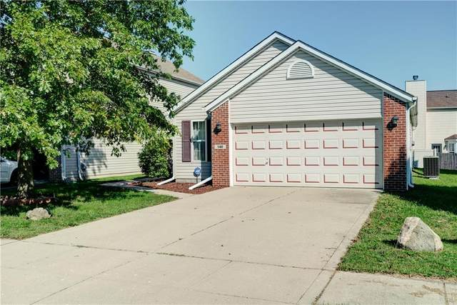 148 White Lick Drive, Indianapolis, IN 46227 (MLS #21815901) :: Ferris Property Group