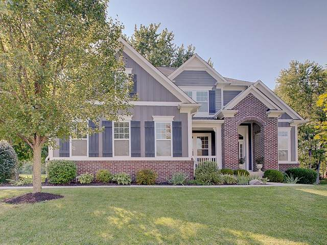 16827 Maines Valley Drive, Noblesville, IN 46062 (MLS #21815986) :: JM Realty Associates, Inc.