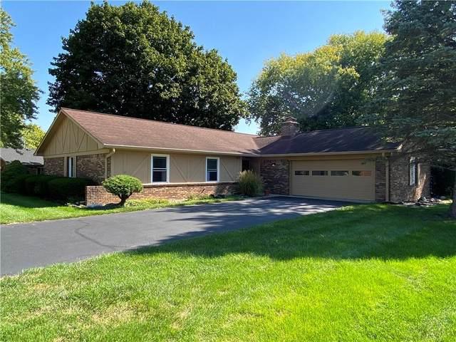 603 Kinzer Avenue, Carmel, IN 46032 (MLS #21816040) :: Ferris Property Group