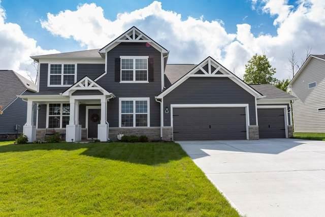 5831 Flagler Lane, Brownsburg, IN 46112 (MLS #21816046) :: Quorum Realty Group