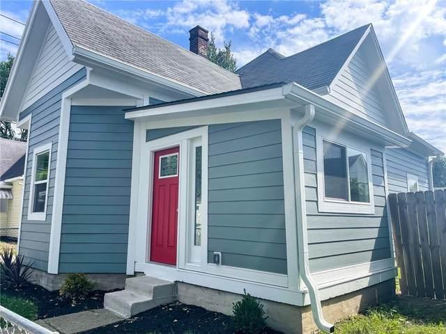 51 Orange Street, Indianapolis, IN 46225 (MLS #21816083) :: Ferris Property Group
