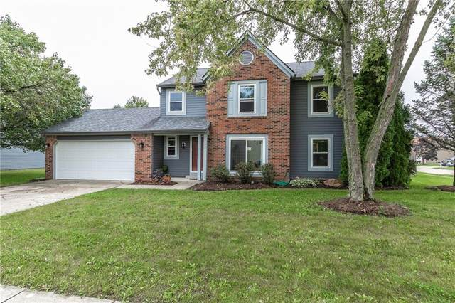 11003 E Keough Drive, Indianapolis, IN 46236 (MLS #21816196) :: Ferris Property Group