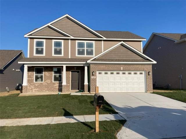 2845 Pointe Harbour Drive, Indianapolis, IN 46229 (MLS #21816218) :: JM Realty Associates, Inc.