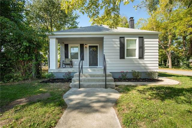 1628 N Belleview Place, Indianapolis, IN 46222 (MLS #21816273) :: Pennington Realty Team