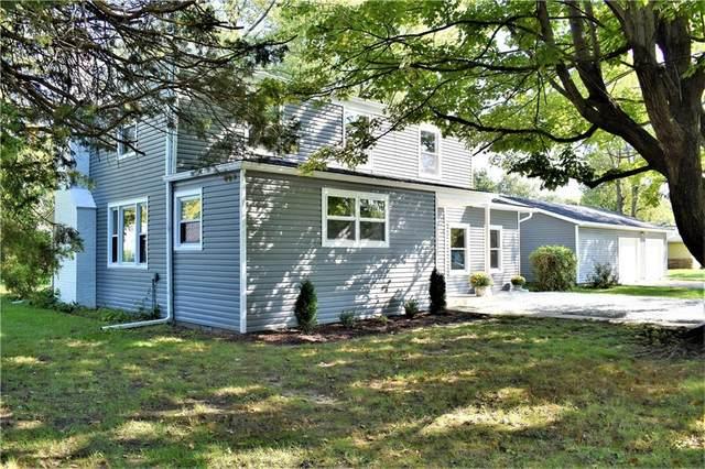 839 Wayside Drive, Plainfield, IN 46168 (MLS #21816437) :: Heard Real Estate Team | eXp Realty, LLC