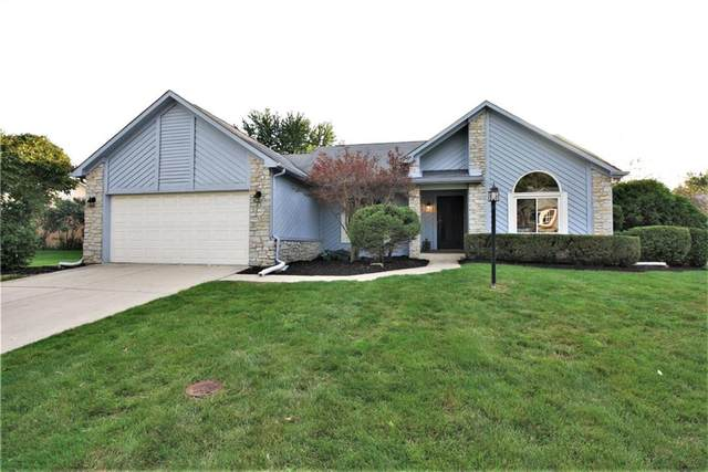 12576 Corday Court, Fishers, IN 46038 (MLS #21816578) :: Ferris Property Group