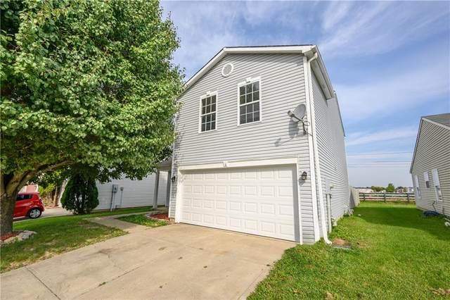 124 Snowflake Circle, Greenwood, IN 46143 (MLS #21816583) :: Heard Real Estate Team | eXp Realty, LLC