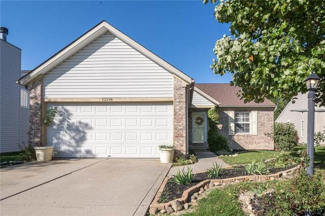 12198 Weathered Edge Drive, Fishers, IN 46037 (MLS #21816629) :: Quorum Realty Group