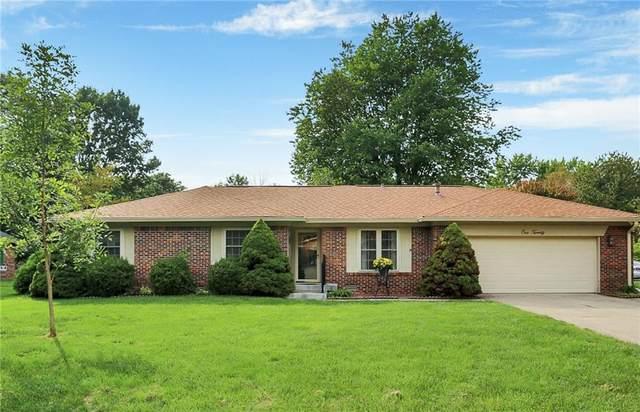 120 N Windsong Lane, Greenwood, IN 46142 (MLS #21816769) :: JM Realty Associates, Inc.