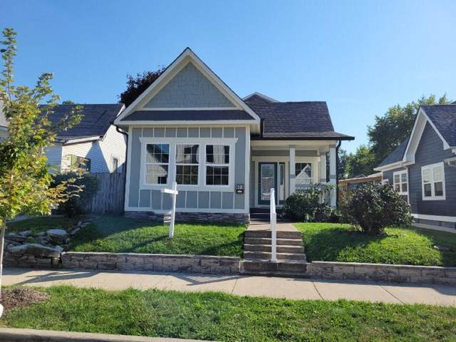 601 E Minnesota Street, Indianapolis, IN 46203 (MLS #21816773) :: Ferris Property Group