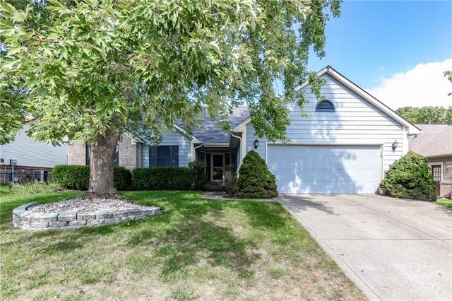 3342 Boxwood Drive, Indianapolis, IN 46227 (MLS #21816852) :: Dean Wagner Realtors