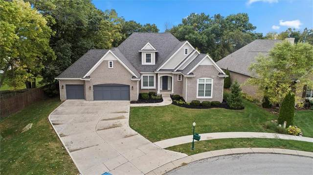 16107 Grand Cypress Drive, Noblesville, IN 46060 (MLS #21816915) :: The Evelo Team