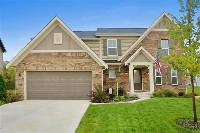 9829 Deep Royal Way, Indianapolis, IN 46239 (MLS #21817061) :: Ferris Property Group