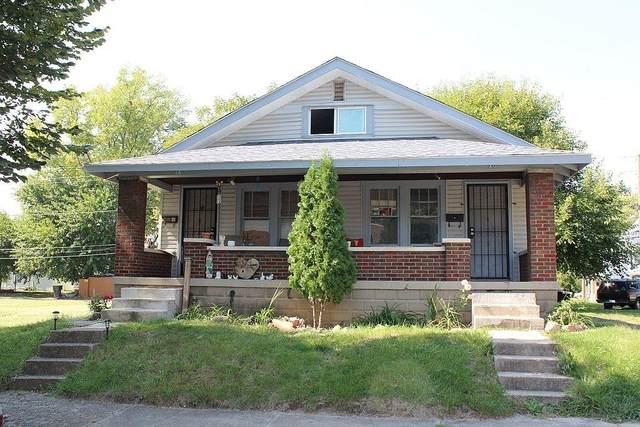 48 & 50 N Temple Avenue, Indianapolis, IN 46201 (MLS #21817125) :: JM Realty Associates, Inc.