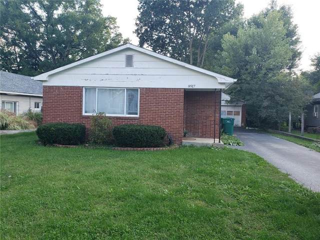 8917 Robey Drive, Indianapolis, IN 46234 (MLS #21817136) :: Ferris Property Group