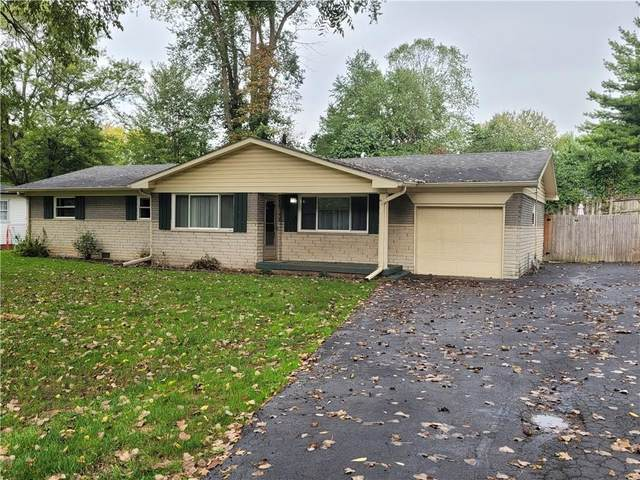 7632 Hillcrest Drive, Mooresville, IN 46158 (MLS #21817255) :: Ferris Property Group