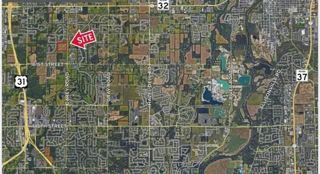 16405 Carey Road, Westfield, IN 46074 (MLS #21817342) :: The Evelo Team