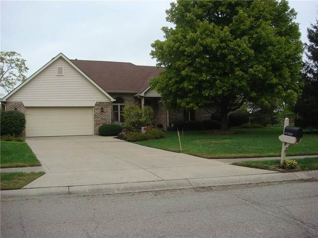 10302 Forest Creek Drive, Indianapolis, IN 46239 (MLS #21817370) :: Dean Wagner Realtors