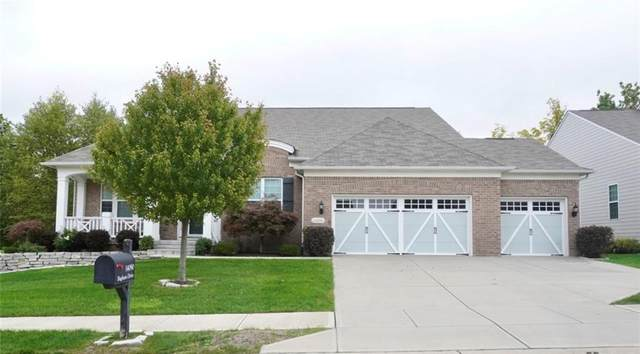 14090 Bagham Drive, Fishers, IN 46037 (MLS #21817375) :: Mike Price Realty Team - RE/MAX Centerstone