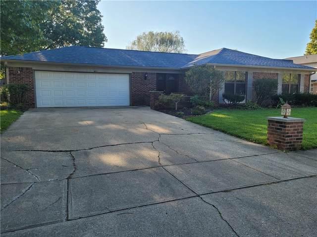 8733 Gunpowder Drive, Indianapolis, IN 46256 (MLS #21817435) :: Heard Real Estate Team | eXp Realty, LLC