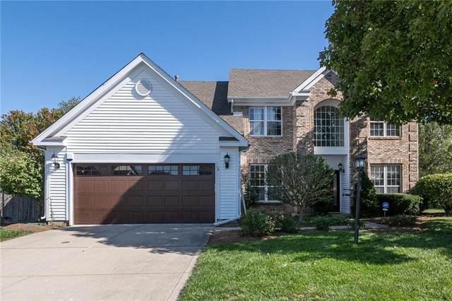 12522 Tealwood Drive, Indianapolis, IN 46236 (MLS #21817487) :: Heard Real Estate Team | eXp Realty, LLC