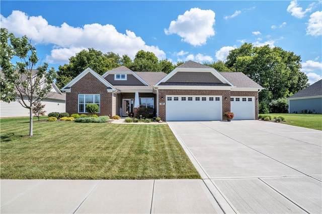 531 Westberry Lane, Greenwood, IN 46142 (MLS #21817601) :: Heard Real Estate Team | eXp Realty, LLC