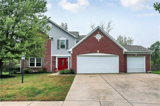 627 Creston Point Circle, Indianapolis, IN 46239 (MLS #21817619) :: Dean Wagner Realtors