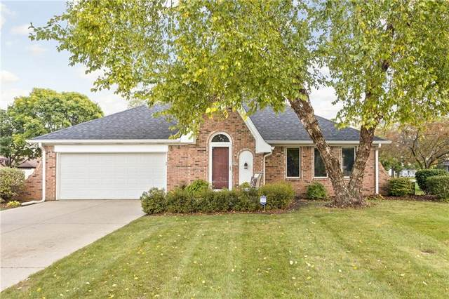 1221 Briarwood Drive, Brownsburg, IN 46112 (MLS #21817667) :: Mike Price Realty Team - RE/MAX Centerstone