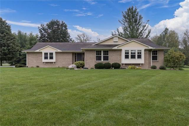6231 E County Road 100 S, Avon, IN 46123 (MLS #21817729) :: Mike Price Realty Team - RE/MAX Centerstone