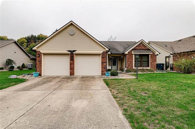 174 President Trail W, Indianapolis, IN 46229 (MLS #21817773) :: Dean Wagner Realtors