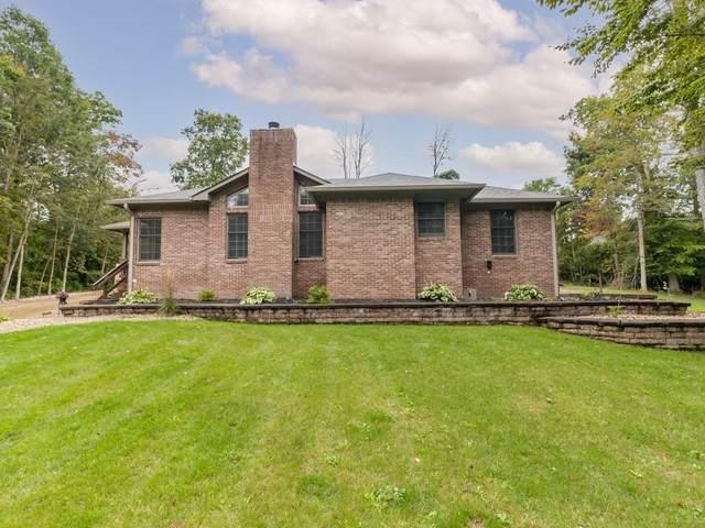 213 Tara Lane, New Castle, IN 47362 (MLS #21817797) :: Dean Wagner Realtors