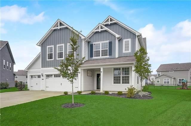 12320 Castle Pine Drive, Noblesville, IN 46060 (MLS #21817830) :: Ferris Property Group