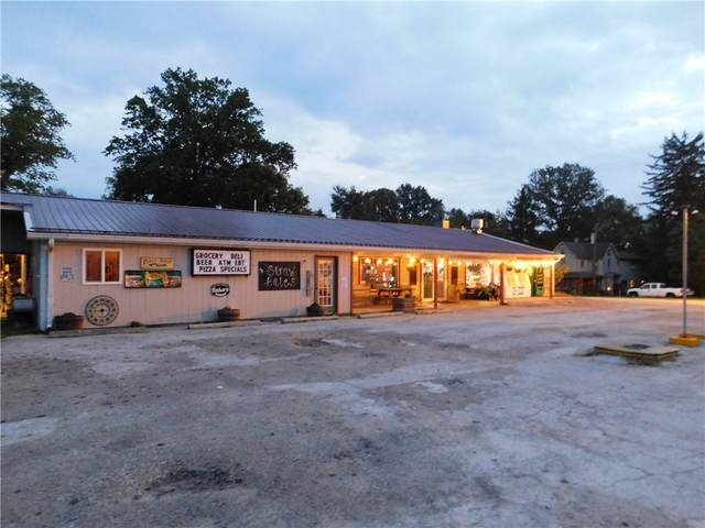 8475 E State Road 42, Poland, IN 47868 (MLS #21818204) :: Dean Wagner Realtors