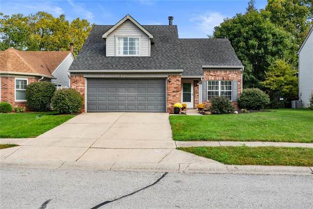 7220 Woodgate Drive, Fishers, IN 46038 (MLS #21818526) :: Pennington Realty Team
