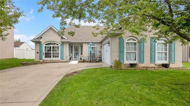 6350 E Runnymede Court, Camby, IN 46113 (MLS #21818592) :: Heard Real Estate Team | eXp Realty, LLC