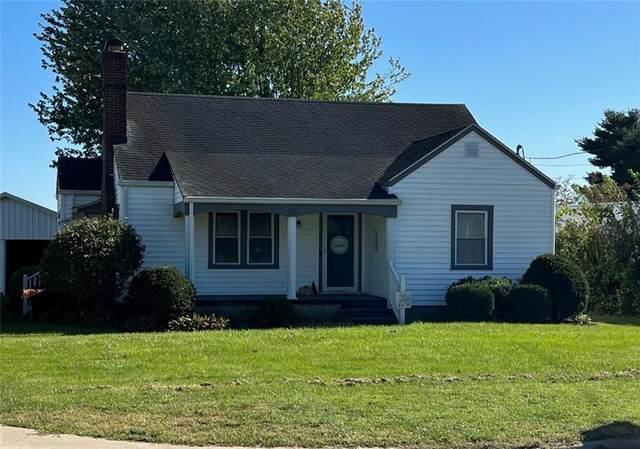 1503 W 2nd Street, Seymour, IN 47274 (MLS #21818812) :: Heard Real Estate Team   eXp Realty, LLC