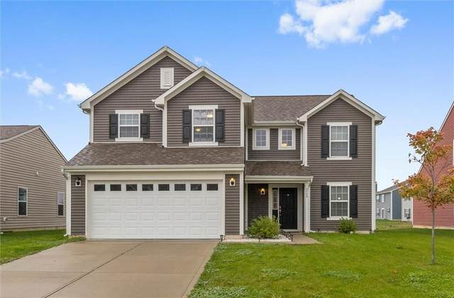 2548 Shadowbrook Trace, Greenwood, IN 46143 (MLS #21818901) :: The Evelo Team