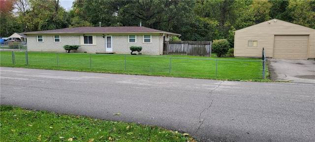 2666 W 61st Street, Indianapolis, IN 46228 (MLS #21819085) :: The Evelo Team